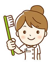 歯科衛生士の画像